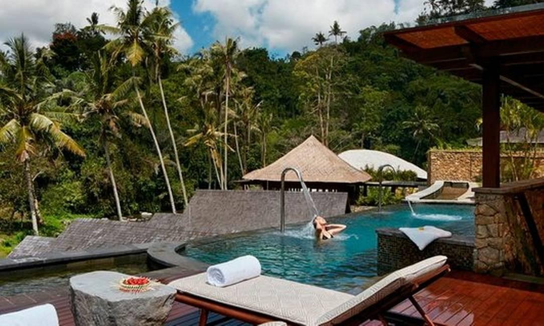 Mandapa, a Ritz-Carlton Reserve, na Indonésia Foto: Divulgação/Tripadvisor