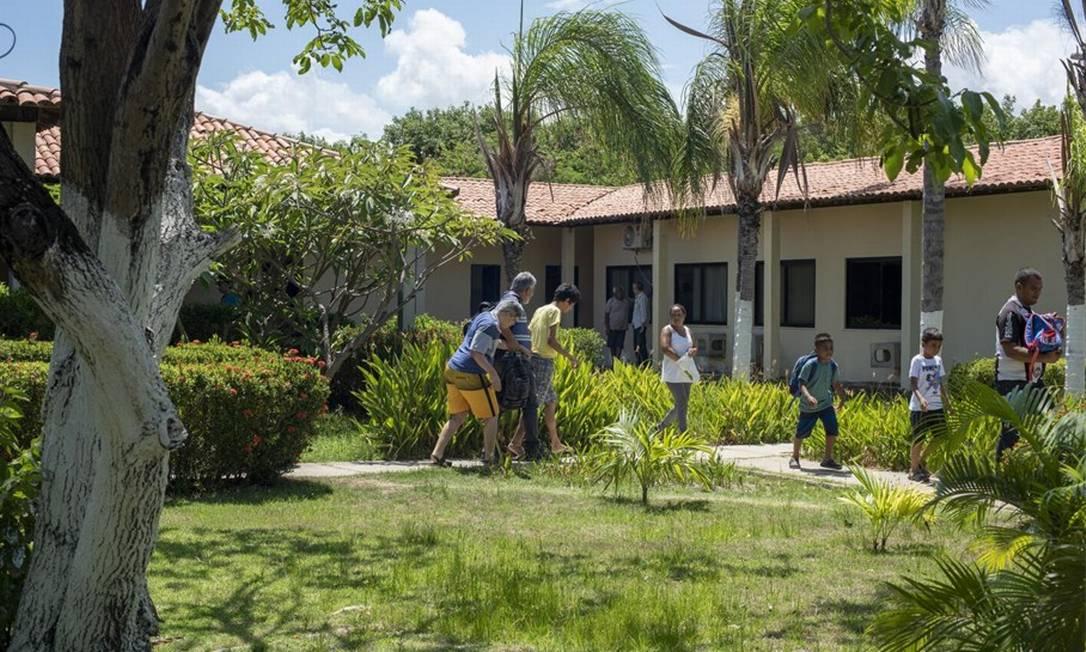 Casa da Esperança: instituição sem fins lucrativos, fundada em 1993, oferece apoio terapêutico e pedagógico a pessoas com transtorno do espectro autista Foto: Júnior Panela / Divulgação