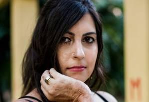 Barbara Penna perdeu dois filhos em incêndio causado pelo ex-companheiro e sofreu ameaças do sogro Foto: Caroline Bicocchi