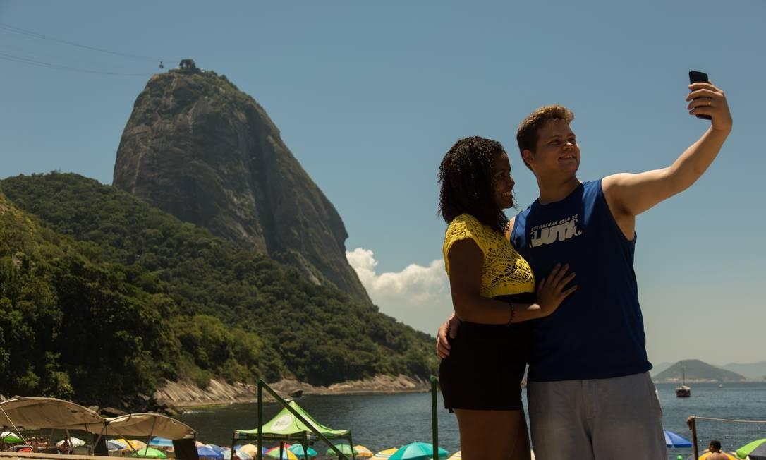 """Considerando as muitas palavras usadas para """"marcar"""" fotos daqui,há pelo menos 40 formas de a cidade ser achada por usuários na internet Foto: Brenno Carvalho / Agência O Globo"""