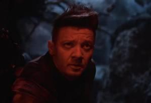 Cena do novo trailer de 'Vingadores: Ultimato' Foto: Reprodução