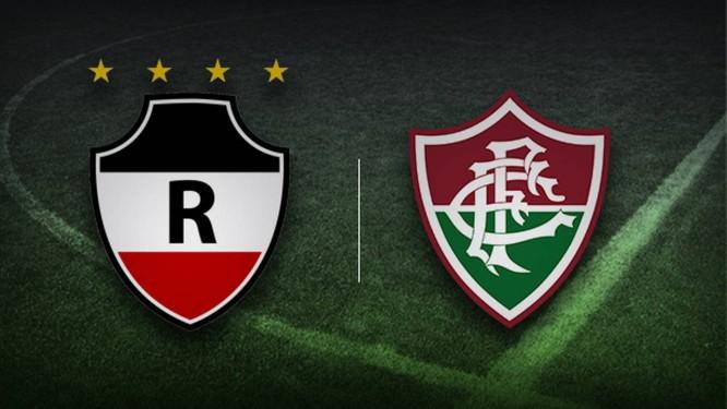 Resultado de imagem para River-PI x Fluminense