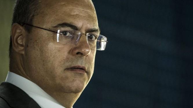 No total, Witzel pretende criar 70 mil novas vagas para presos, num investimento de R$ 800 milhões Foto: Guito Moreto / Agência O Globo