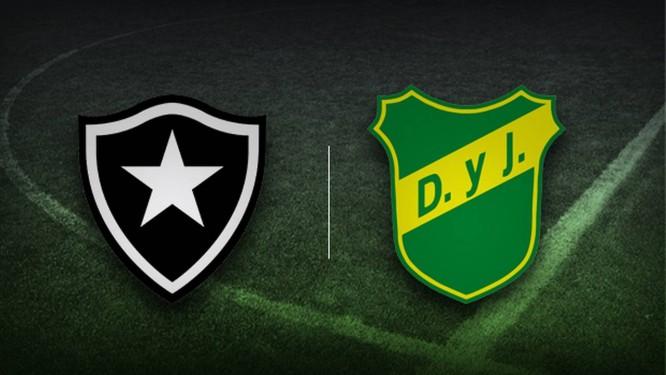 Resultado de imagem para Botafogo x Defensa-ARG