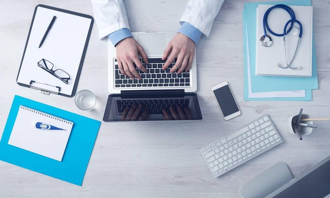 Regulamentação de teleatendimento deve aumentar consultas remotas em planos de saúde Foto: Pixabay