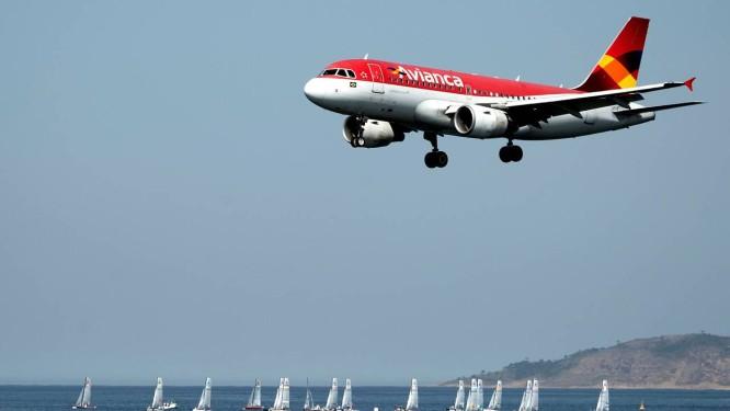 Avianca negocia empréstimo de até US$ 75 milhões Foto: VANDERLEI ALMEIDA / AFP
