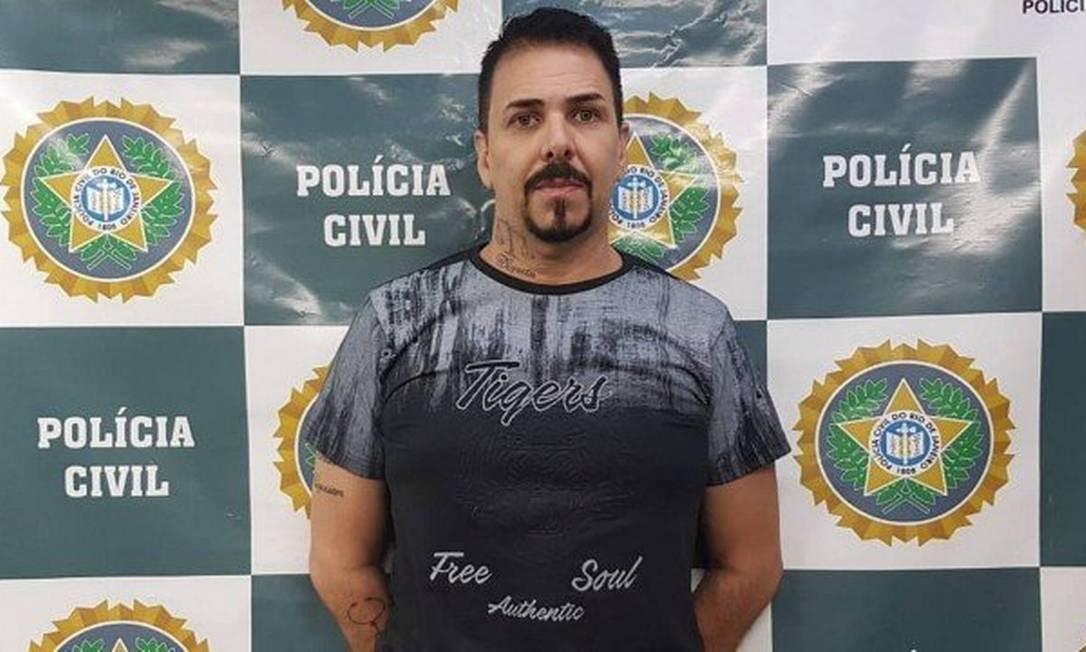 Segundo a polícia, o motivo do roubo teria sido a insatisfação do veterinário com o valor acordado pela venda do estabelecimento. Foto: Polícia Civil / Divulgação