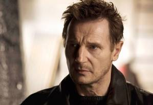 O ator Liam Neeson Foto: Divulgação