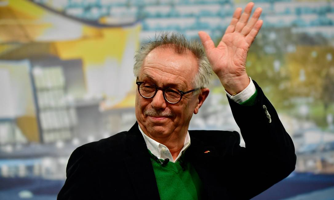 O diretor do Festival de Berlim, Dieter Kosslick Foto: TOBIAS SCHWARZ / AFP