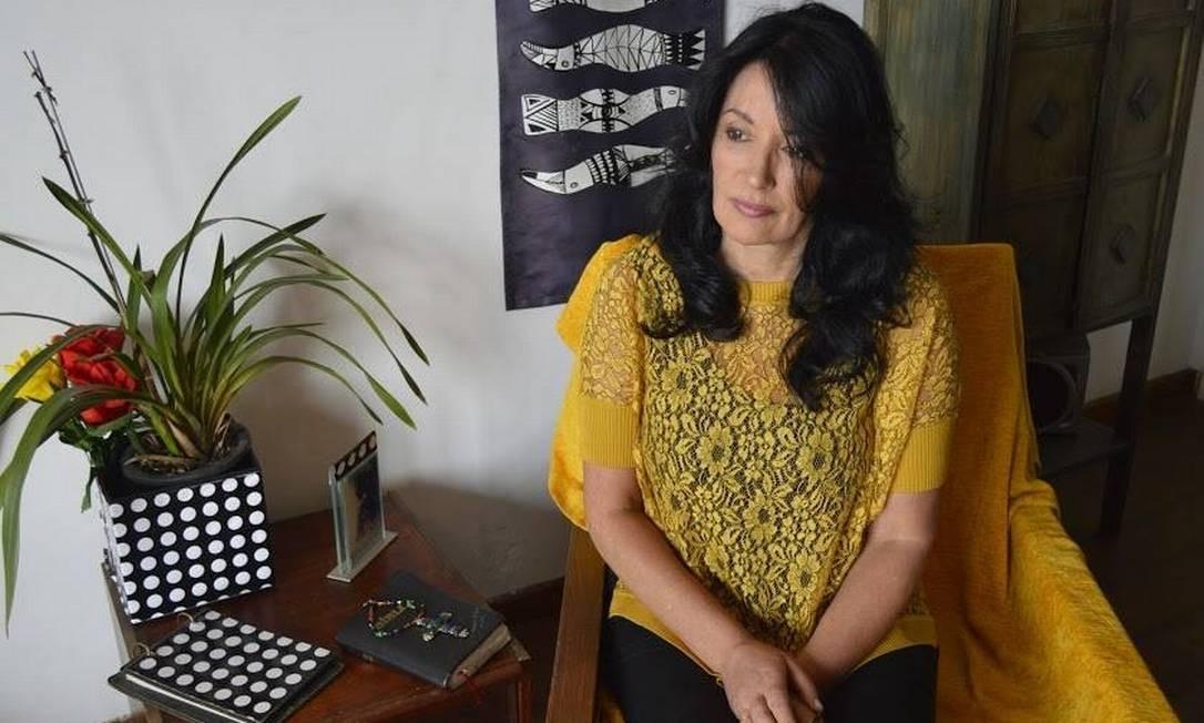 Vanuzia Lopes, fundadora do Vítimas Unidas Foto: Acervo Pessoal