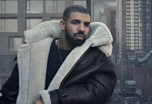 Drake é o headliner do primeiro dia do festival, em 27 de setembro Foto: Divulgação