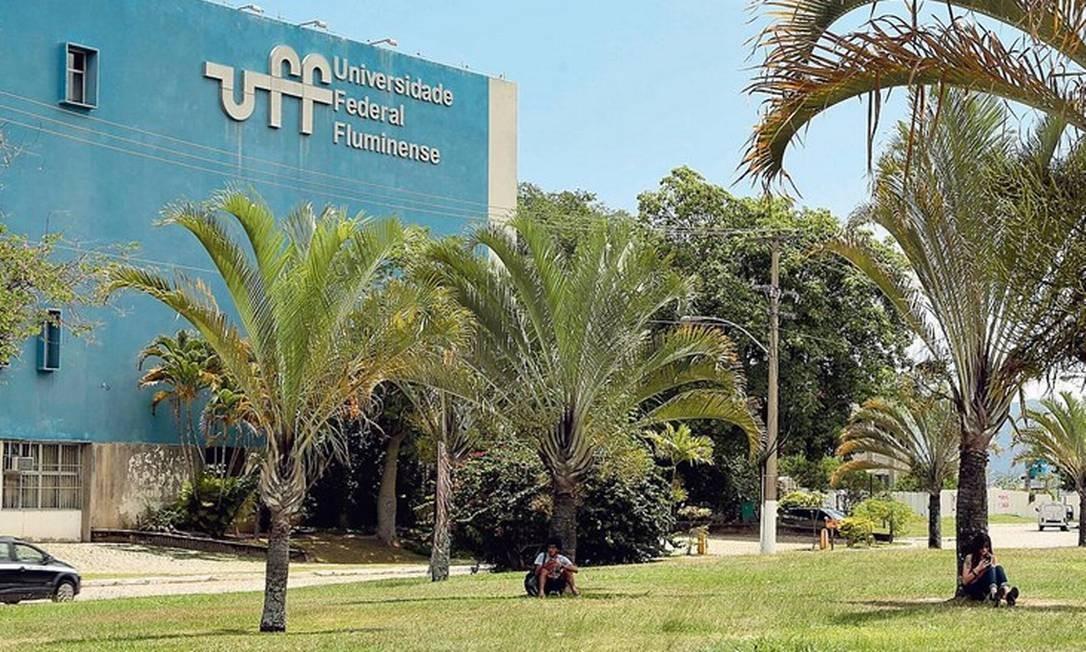 Na UFF, aproximadamente 440 alunos tiveram a matrícula indeferida desde 2017 — cerca de 10% do total de alunos cotistas submetidos à banca Foto: Brenno Carvalho/13-12-2017