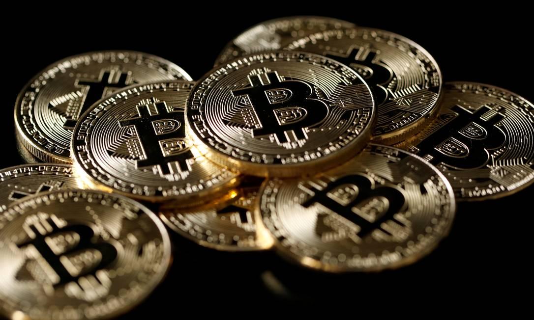 Algoritmo faz trades automatizados para gerar rendimento em bitcoins Foto: Benoit Tessier / Reuters