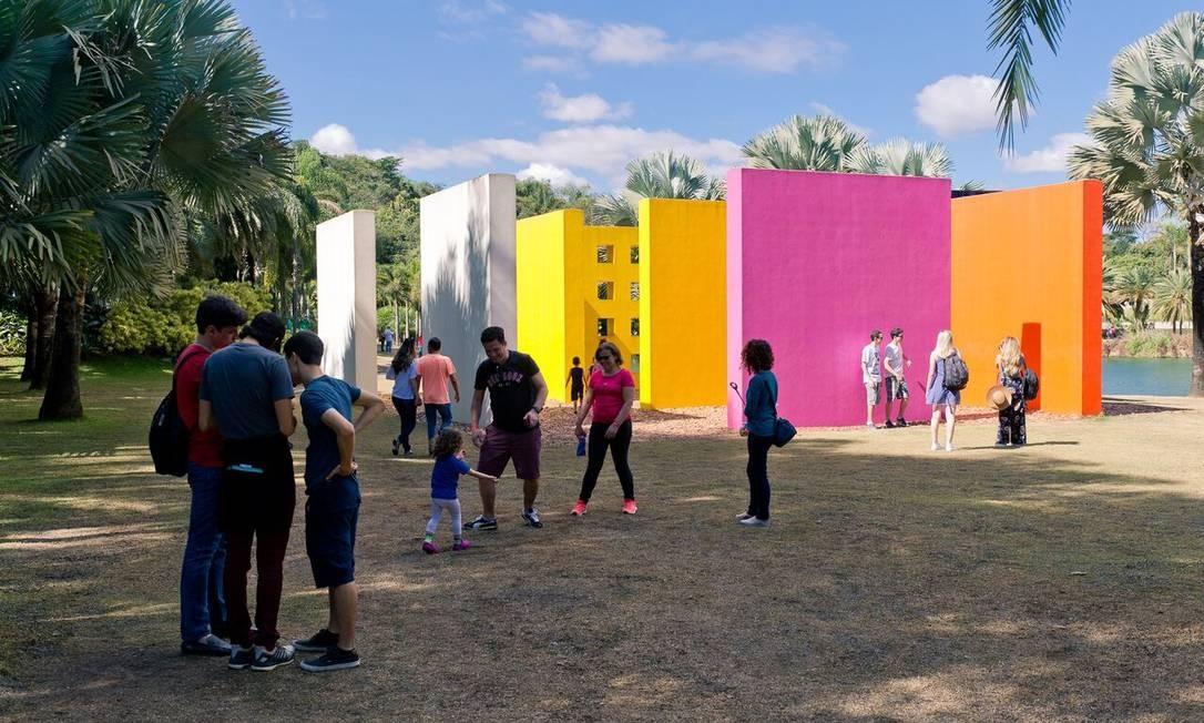 Após duas semanas fechado, instituto retoma suas atividades Foto: Divulgação/William Gomes