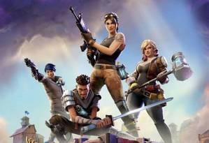Game Fortnite: desbancando as desenvolvedoras concorrentes Foto: Reprodução