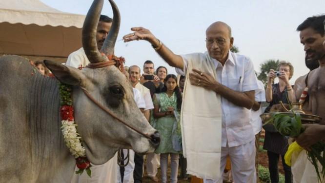 Dr. Vasant Lad: da Índia para os Estados Unidos Foto: Divulgação