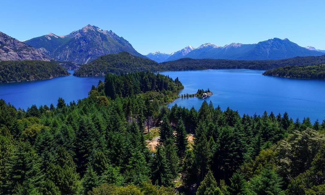 Entre lagos, bosques e montanhas, Bariloche oferece atrativos durante todo o ano Foto: Eprotur / Bariloche