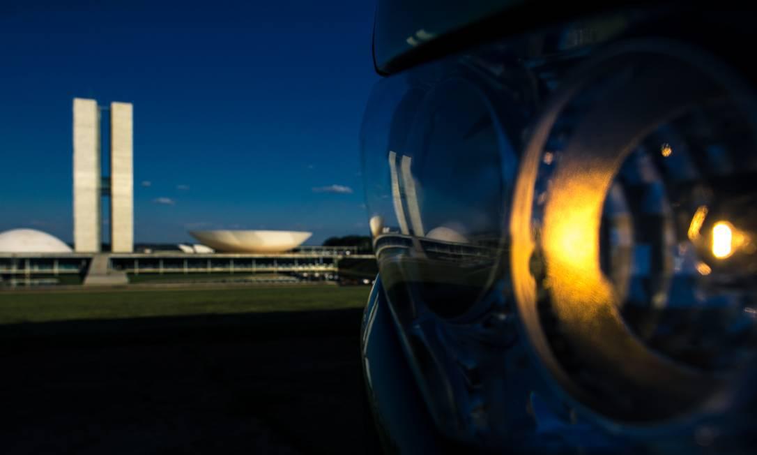 Foto do Congresso Nacional, em Brasília. Foto: Daniel Marenco / Agência O Globo