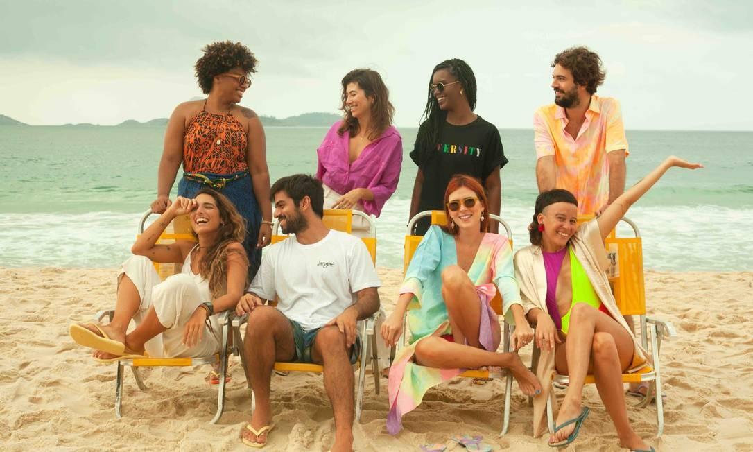 A turma de criadores cariocas Foto: Divulgação