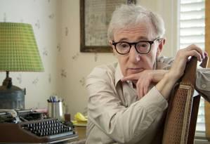 O diretor nova-iorquinho Woody Allen Foto: Divulgação