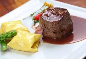 Olivetto, uma dos pratos do menu Foto: Divulgação