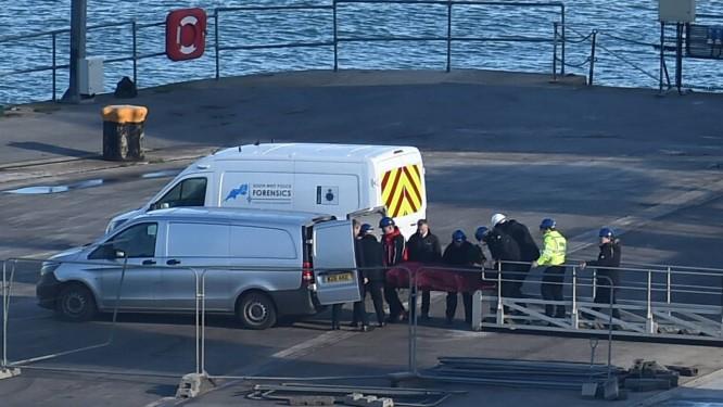 O corpo de Emiliano Sala foi encontrado nos destroços do avião em que ele viajava, no fundo do Canal de Mancha Foto: GLYN KIRK / AFP