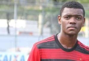 Pablo Henrique Matos, de 14 anos, faleceu no incêndio do Flamengo Foto: Aquivo Pessoal