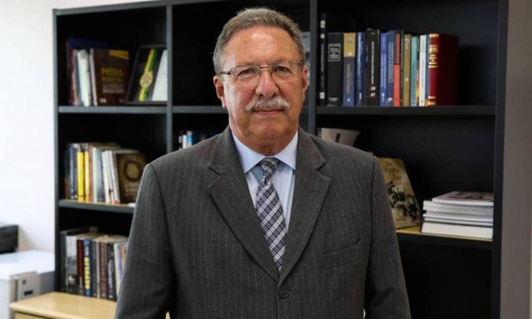 Juiz federal Luiz Antonio Bonat Foto: Justiça Federal do Paraná / Justiça Federal do Paraná