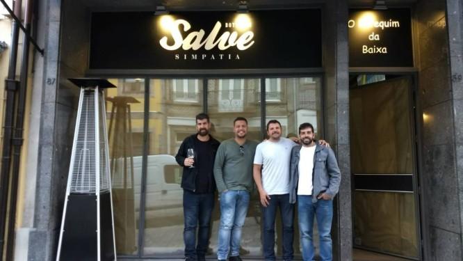 Empresários niteroienses abrem o Botequim Salve Simpatia no Porto, em Portugal Foto: Divulgação
