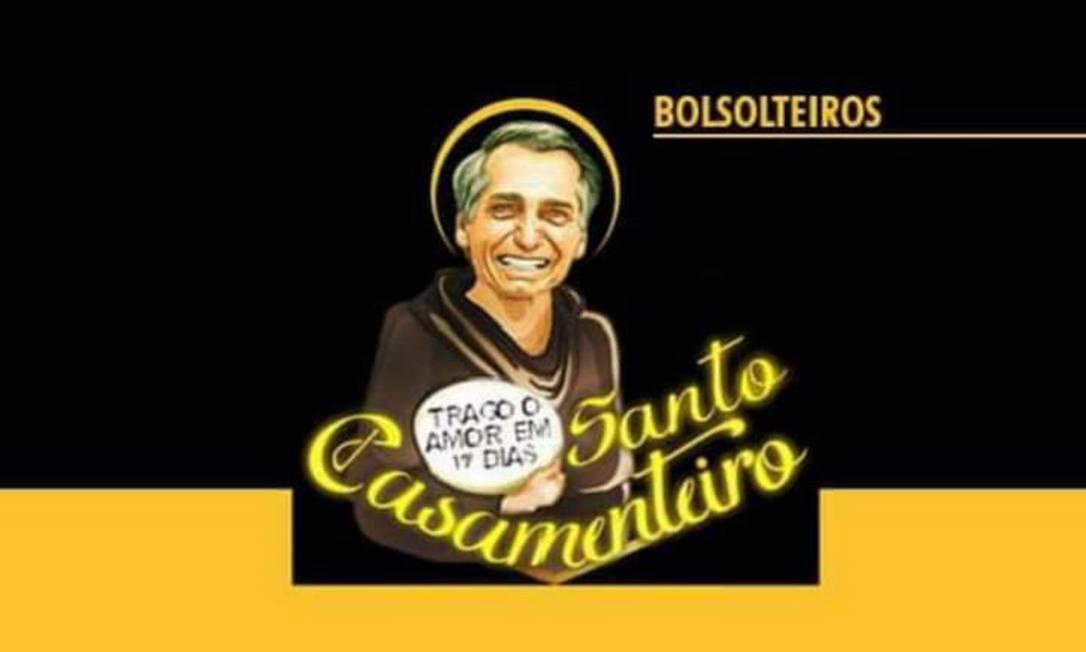 """Capa do grupo """"Bolsoteiros"""" Foto: Reprodução"""