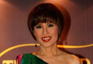 Princesa Ubolratana Rajakanya, irmã do rei da Tailândia Foto: Bobby Yip-Reuters