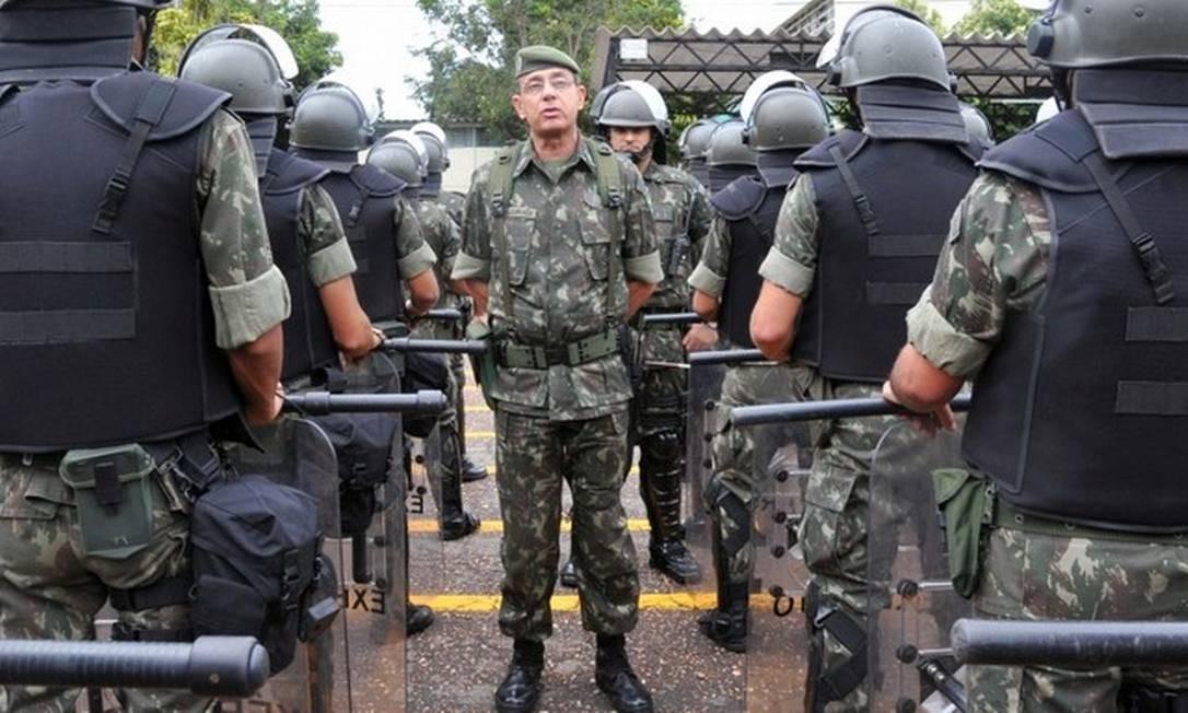 O general do Exército Jesus Corrêa é indicado por Bolsonaro para a presidência do Incra Foto: Agência Brasil