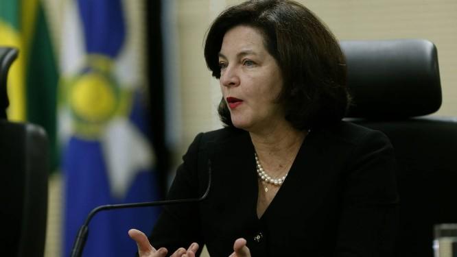 A procuradora-geral da República, Raquel Dodge Foto: Jorge William / Agência O Globo (29/11/2018)