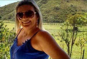 Elisângela Barbiere foi exonerada pelo deputado André Ceciliano Foto: Reprodução / Facebook