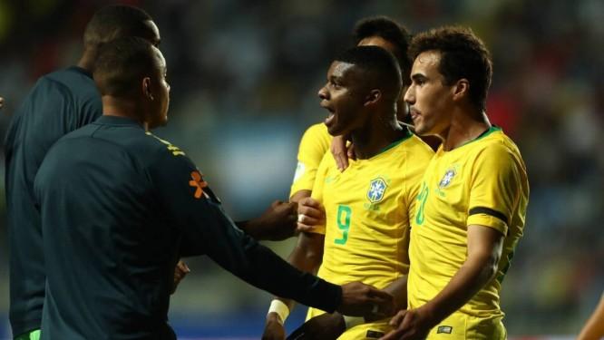 Seleção sub-20 fracassa no Sul-Americano e fica fora do Mundial Foto: CBF/Divulgação