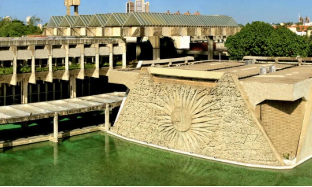 Universidade Federal do Rio Grande do Norte Foto: Reprodução