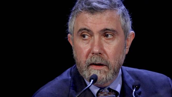 Paul Krugman: EUA estão em
