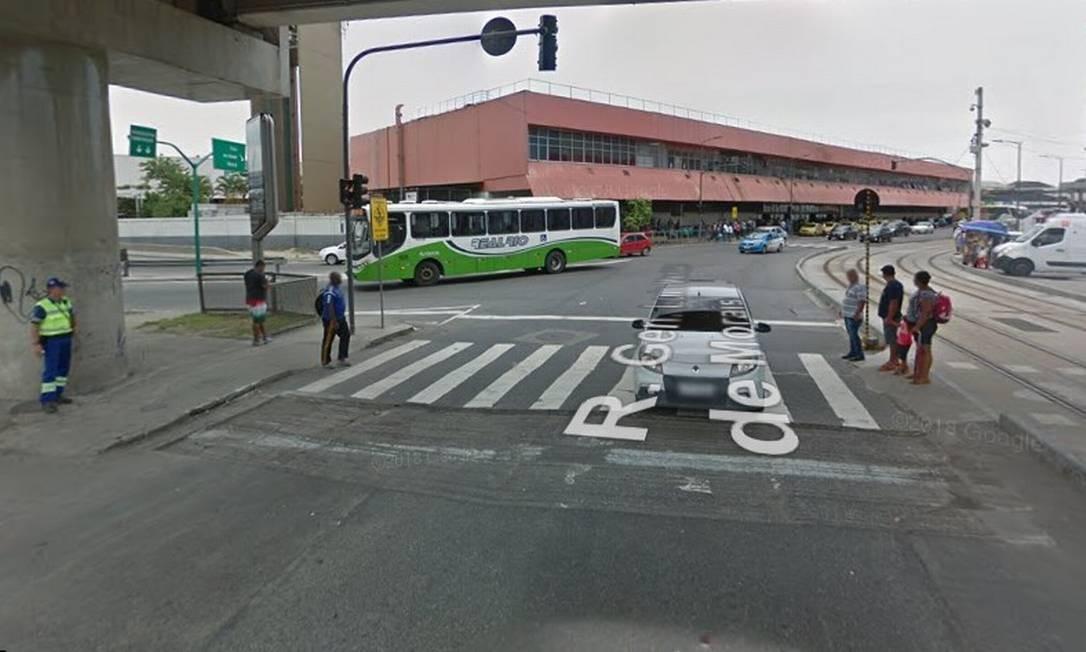 A Rua General Luís Mendes de Morais Foto: Google Street View / Reprodução