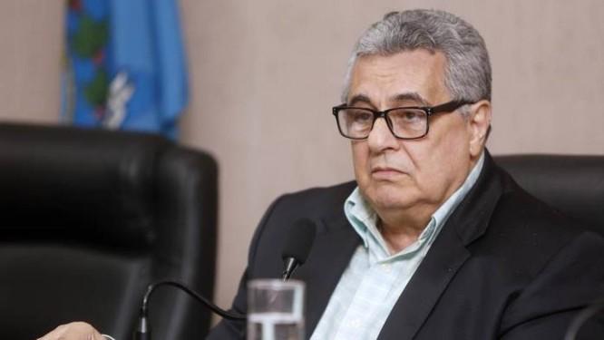 Rubens Lopes, presidente da Ferj Foto: Úrsula Nery/Ferj