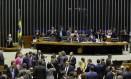 Sessão da Câmara dos Deputados Foto: Divulgação/ Câmara