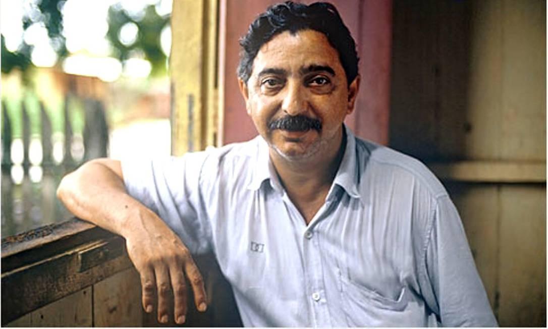 O seringueiro Chico Mendes, morto em 1988 no Acre, tornou-se mundialmente conhecido por sua militância na área ambiental Foto: Divulgação