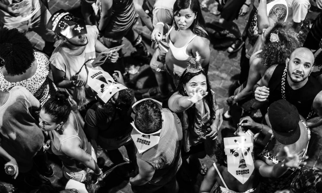 Mas é mesmo na rua, no carnaval de Salvador, que as apresentações do BaianaSystem entram em ebulição Foto: Divulgação