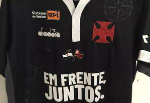 Vasco vai homenagear o Flamengo Foto: Reprodução