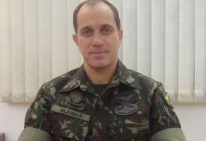General de Brigada Alcides Valeriano de Faria Junior Foto: Revista Pégasus