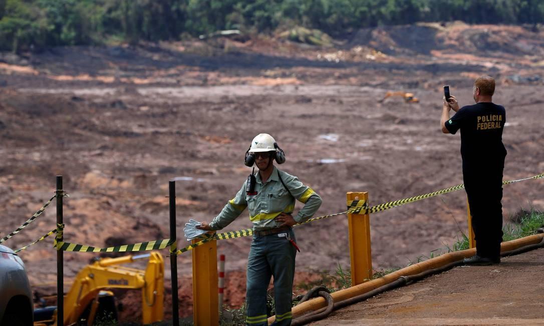 MPF alerta para o risco de impunidade dos dirigentes da empresa Foto: Adriano Machado / REUTERS