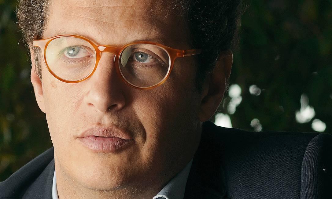 """O ministro Ricardo Salles se mostra despreocupado com o aquecimento global, um tema """"acadêmico"""" que, em sua visão, será um problema real apenas daqui a 500 anos Foto: Valor Econômico / Agência O Globo"""