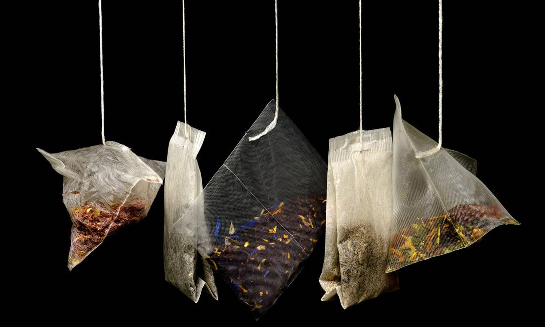 Especialistas alertam que o chá é mais eficiente quando preparado a partir da erva fresca. Foto: Pixabay