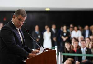 Bebianno foi estratégico na organização do PSL para a eleição de Bolsonaro Foto: Marcos Corrêa / Presidência da República