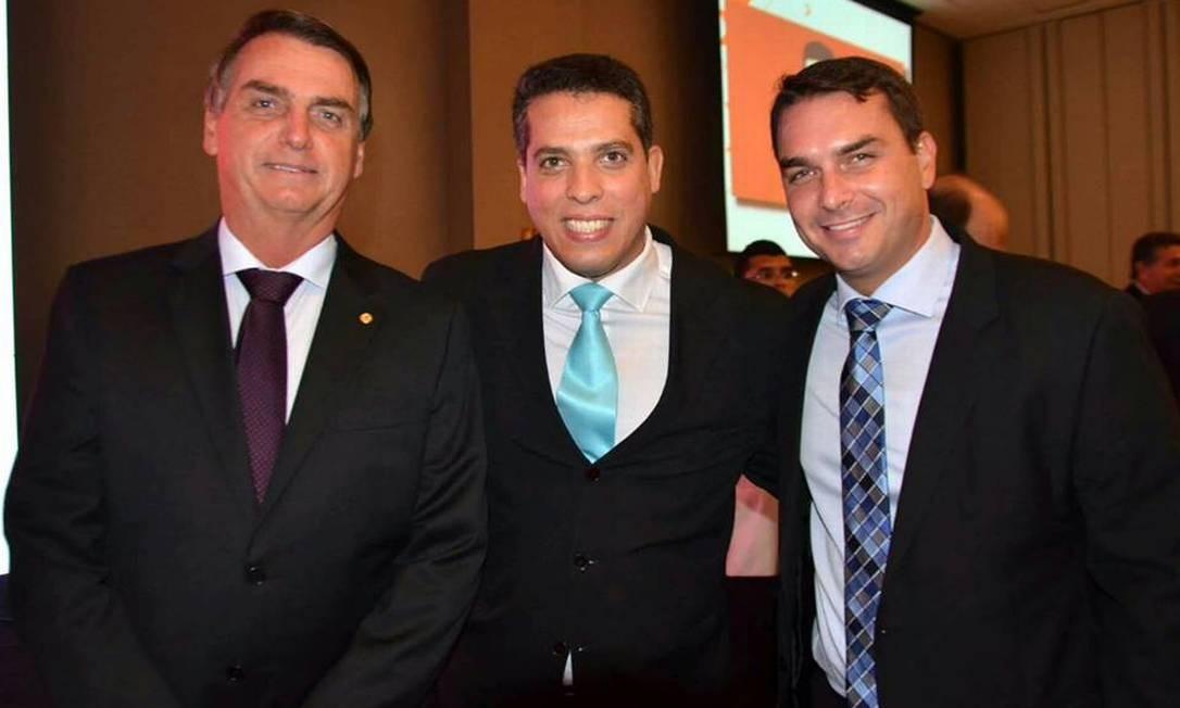 Companheiro de partido e entusiasta de Jair Bolsonaro, Amorim é o braço direito de Flávio Bolsonaro no Rio Foto: Divulgação
