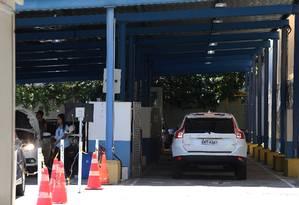 Justiça decidiu que taxa deve ser cobrada pelo Detran Foto: Pedro Teixeira / Agência O Globo